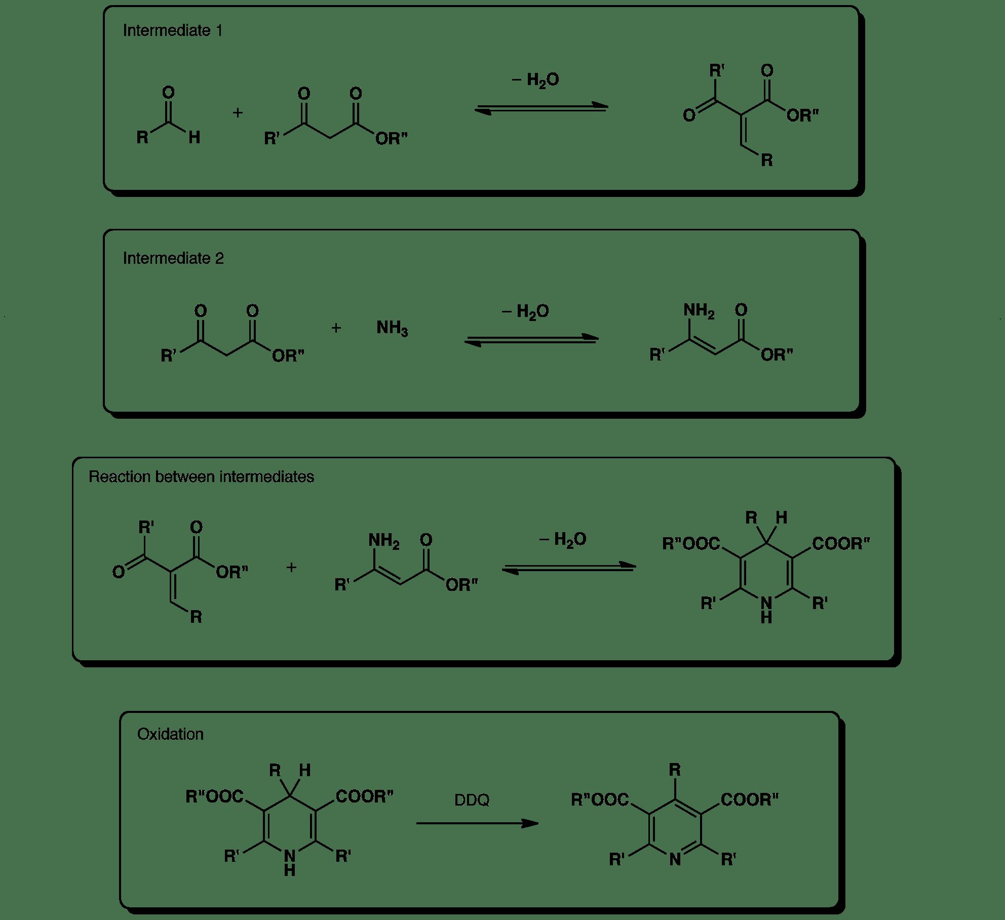 Hantzsch Pyridine Synthesis Overview
