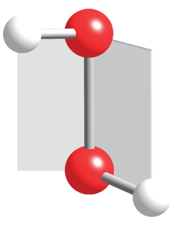 Hydrogen Peroxide-H2O2 - ChemTube3DChemTube3D is loaded
