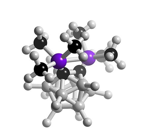 B10C2H10(SiMe3)2
