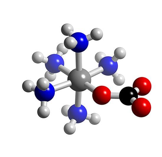 [Co(NH3)5(CO)]3+