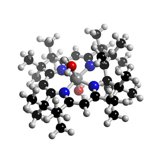 Co(corrin)(OH2)2