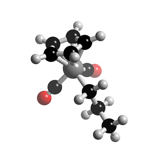 FeC3H5(CO)2Cp
