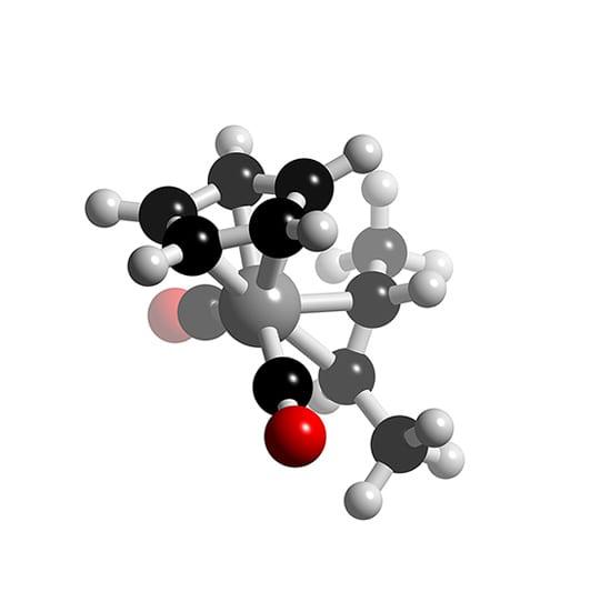 FeCp(CO)2C2H2Me2