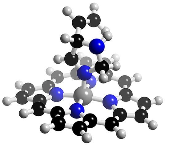 Fe(porphyrin)