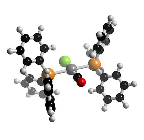 IrClCO(PPh3)2