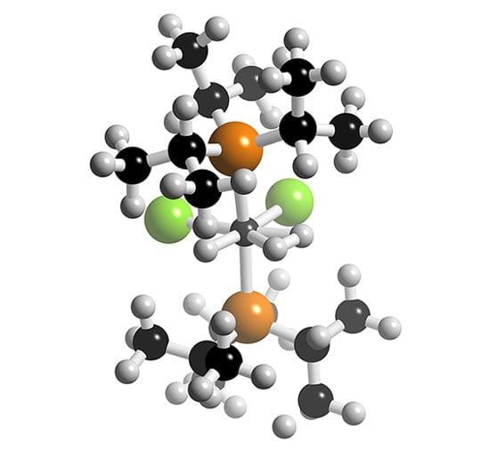 Ir(H2)P(iPr3)2Cl2H
