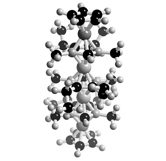 Ni2Co2(Cp)2(CHB2Me2C2Et2)3