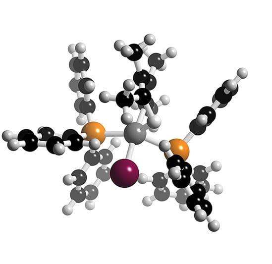 Pd(PPh3)2Br(CMeCMeCMeCMeH)
