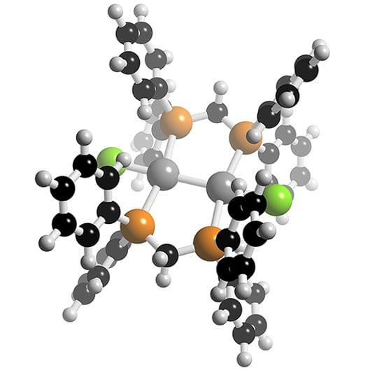 Pt2Cl2(dppm)2
