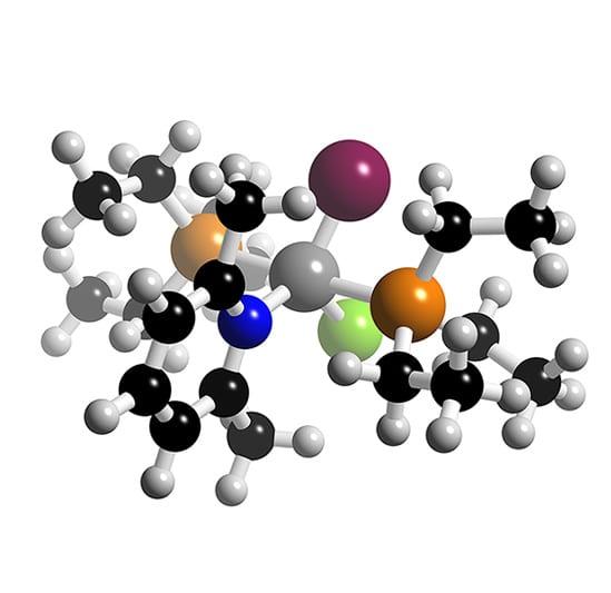 PtClBr(PEt3)2(NC5H3Me2)