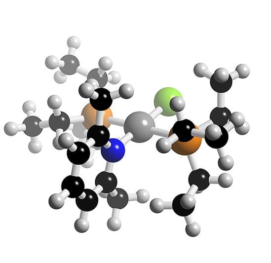 PtCl(PEt3)2(NC5H3Me2)