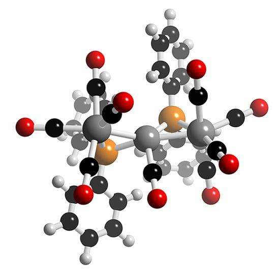 Pt(CO)(Mn(CO)4PMe2)2