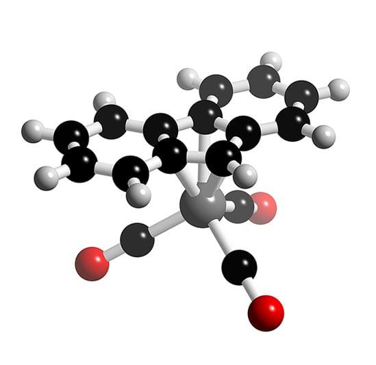 Re(fluorenyl)(CO)3