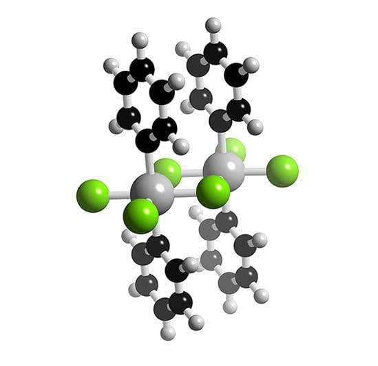 Sb2Cl6Ph4