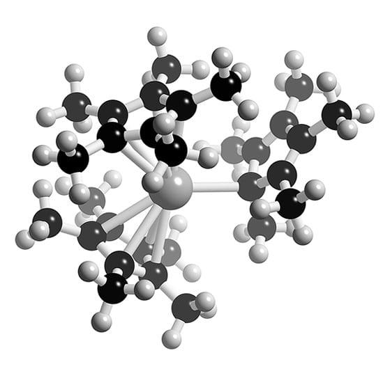 Sm(CpMe5)2(1-CpMe5)