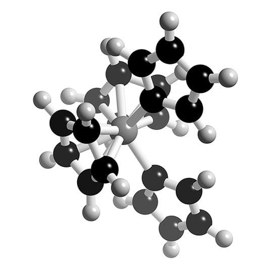 Ti(1-Cp2)(5-Cp2)