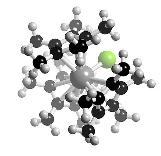 U(CpMe5)3Cl