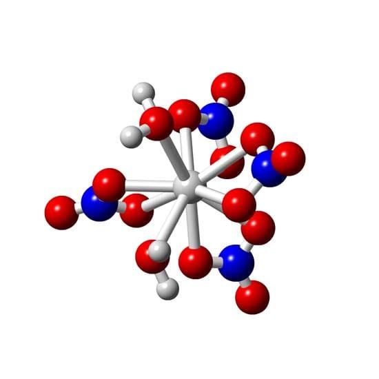 Th(NO3)4(OH2)2