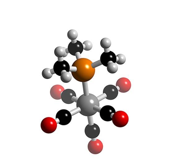 Cr(CO)5PMe3