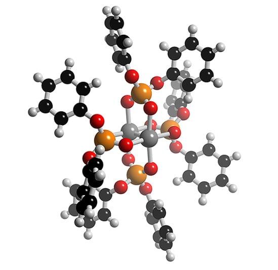 Mo2O2(POPh2)4
