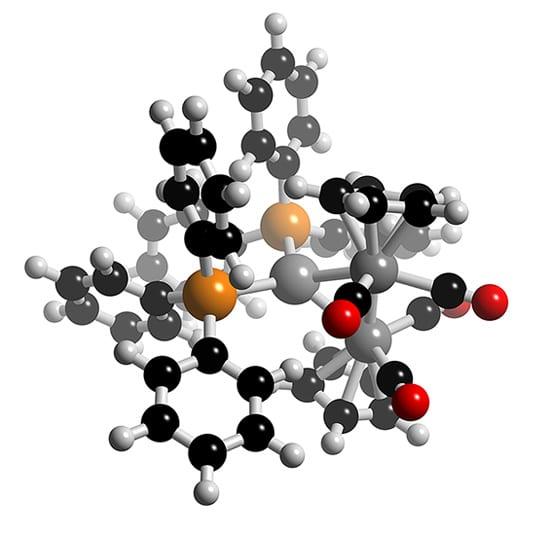 Mo2Pt(PPh3)2(CO)4Cp2