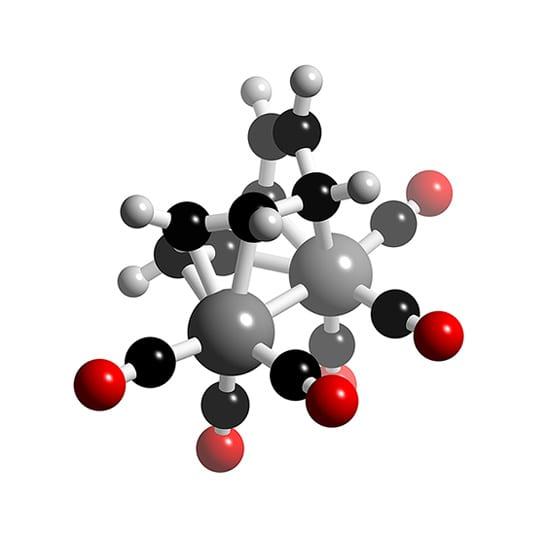 Ru2(cot)(CO)6