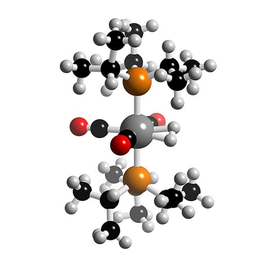 W(CO)3H2(PPR3)2