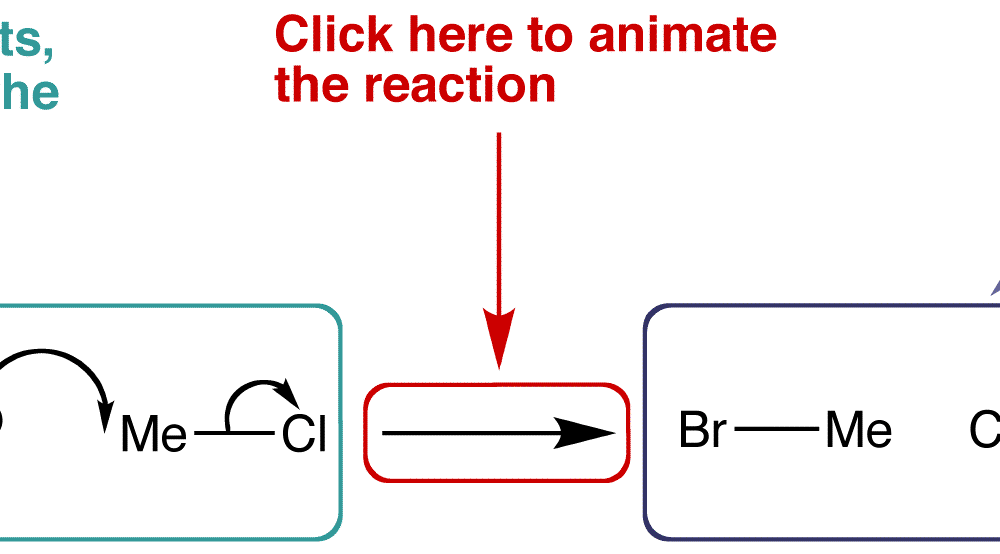 Interactive reaction back to school chemistry